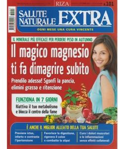 RIZA Salute Naturale Extra - mensile n. 101 Ottobre 2017 - Magico Magnesio