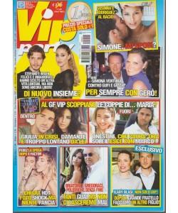 Vip Party - mensile n.10/11 Novembre 2017 Susinna e Rodriguez: Simone, mi sposi?