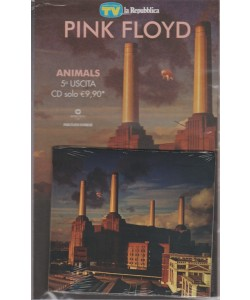 """5°CD Pink Floyd """"Animals"""" - by sorrisi e canzoni TV"""
