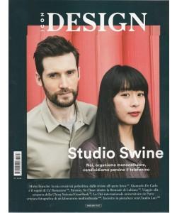 Icon Design - mensile n. 16 Luglio 2017 - Studio SWINE