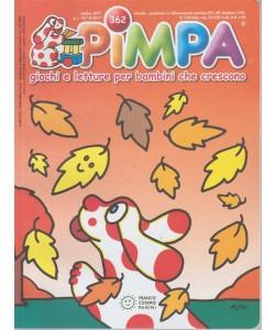 Pimpa - mensile n. 362 Ottobre 2017