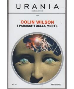 I Parassiti della Mente di Colin Wilson - Urania Collezione vol. 177 Mondadori