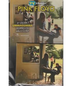 Doppio CD Pink Floyd: UMMAGUMMA - n. 6 by Sorrisi e Canzoni TV