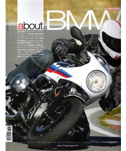 About BMW - bimestrale n. 19 Luglio 2017 Powered by MOTORRAD