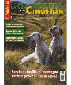 Gazzetta Cinofilia Venatoria - mensile n. 11 Novembre 2017