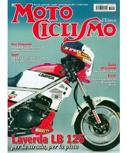Motociclismo d'Epoca - mensile n. 8/9 Agosto/Settemre 2017 Laverda LB 125