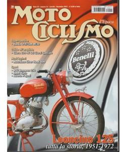 Motociclismo d'Epoca - mensile n. 11 Novembre 2017 Leoncino 125: 1951-1972