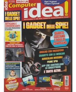Il mio Computer Idea!-quattordicinale n.136 -19 Ottobre2017 -I Gadget delle Spie
