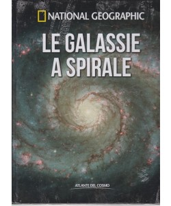 Atlante Del Cosmo - Le galassie a spirale - n. 19 - quindicinale - 12/10/2018