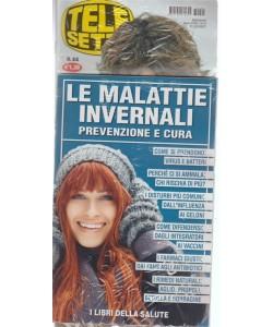 Telesette -settimanale pocket n.44-24 Ottobre 2017 + Guida Le Malattie invernali