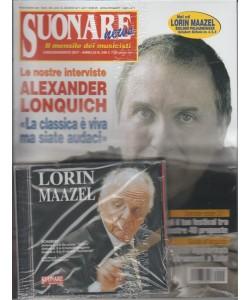 Suonare News (il mensile dei musicisti) n 240 Luglio 20147 + CD Lorin Maazel