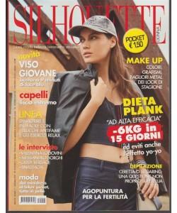 Silhouette Donna Pocket - Mensile n. 11 Novembre 2017 - Agopuntura per fertilità
