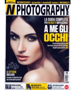 Nikon Photography - mensile n. 65 Agosto 2017 A me gli Occhi