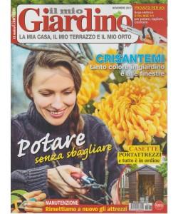 Il mio Giardino - mensile n. 217 - Novembre 2017 - Potare senza sbagliare