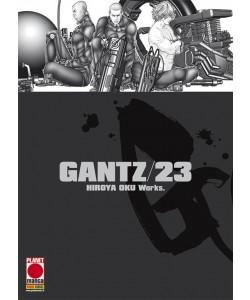 Gantz Nuova Edizione   23 - Planet Manga - Panini comics