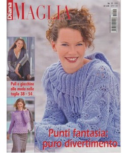Diana Maglia - Bimestrale n. 12 Ottobre 2017