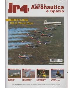 JP4 - il mensile di Aeronautica e spazio n. 11 Novembre 2017