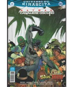 Batman Il Cavaliere Oscuro n. 8 ( 62) - universo DC Rinascita - DC Comics Lion
