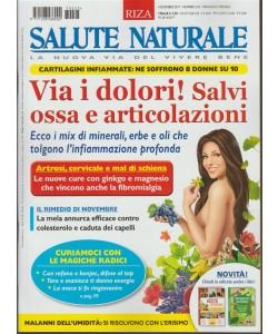 RIZA Salute Naturale - mensile n. 223 - Novembre 2017 - Cartilagini infiammate