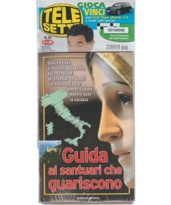Telesette-settimanale Pocket n.30-18Luglio 2017+Guida ai santuari che guariscono