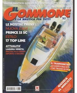 Il Gommone - mensile n. 363 Ottobre 2017 - e la nautica per tutti
