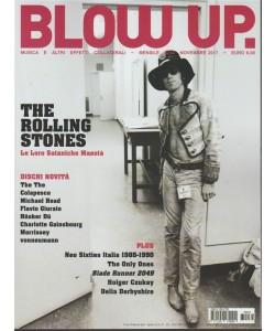 Blow Up.-mensile n.234 novembre2017-The Rolling Stones:le loro sataniche Maestà