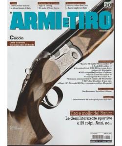 Armi e Tiro - mensile n. 11 Novembre 2017 - dedicato alle cacciatrici