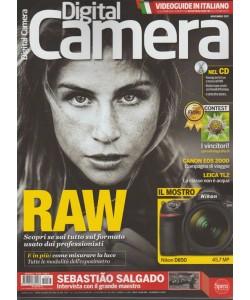 Digital Camera - Mensile n. 183 - Novembre 2017 intervista Sebastiao Salgado
