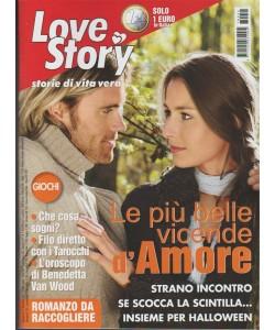 Love Story - settimanale n. 44 - 7 Novembre 2017 - Storie di vita vera