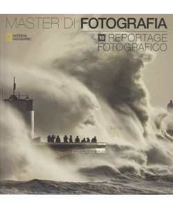 "Master di Fotografia n.10 ""Reportage fotografico""by National Geographic"