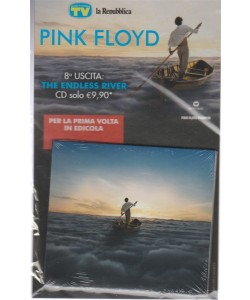 8° CD - Pink Floyd: The Endless river - by Sorrisi e Canzoni TV