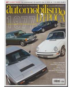 Automobilismo Epoca-Mensile n.11 Novembre2017 Classic Trader: 96 annunci di auto