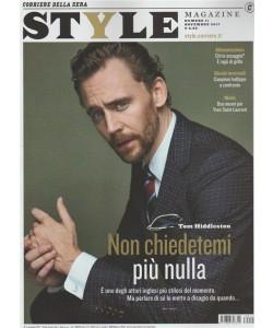 Style Magazine - mensile n. 11 Novembre 2017 by Corriere della Sera