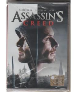 DVD -Assassin's Creed-un'avventura incredbile, un viaggio tra passato e presente