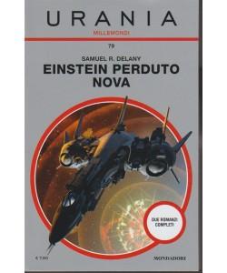 Einstein Perduto e NOVA di Samuel R. Delany by Urania Millemondi vol.79