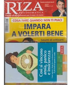 Riza Psicosomatica - mensile n. 441 Novembre 2017 + Così si vincono, ansia, ...