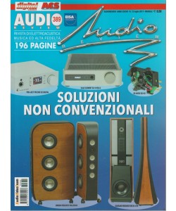 Audio Review - mensile n. 389 Luglio 2017 - Soluzioni non convenzionali