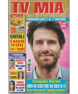 Tv Mia - settimanale n.45 - 14 novembre 2017 Benedetta Mazza a Tale e quale show