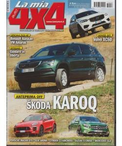 La mia Auto 4X4 - Bimestrale n. 6 Novembre 2017 - Extreme & trendy car Magazine