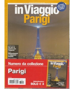 In Viaggio - mensile n. 207 Dicembre 2014 - Parigi - RIEDIZIONE