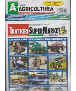 A Come Agricoltura - mensile n.47 Novembre 2017 + Trattori SuperMarket n.28/2017
