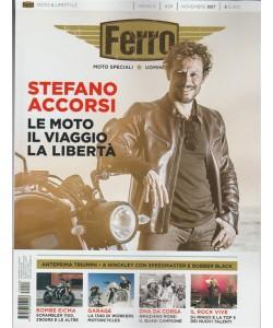 Ferro - mensile n. 28 Novembre 2017 Moto Speciali-Uomini Speciali