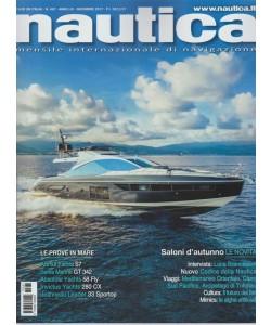 Nautica - mensile n. 667 - Novembre 2017 Saloni d'autunno: le novità