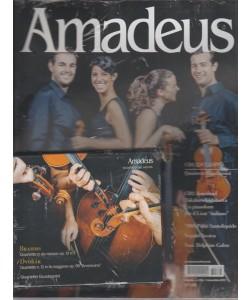 Amadeus - mensile n. 336 Novembre 2017 + Doppio CD Brahms e Dvorak