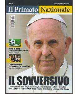 Il Primato Nazionale - mensile n. 2 Novembre 2017 Il Sovversivo Papa Francesco