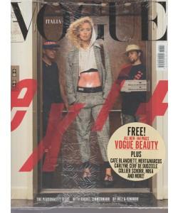 Vogue Italia - mensile n. 807 novembre 2017 + Vogue beauty /allure