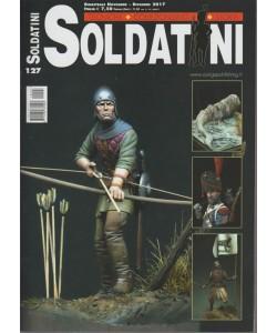 Soldatini - bimestrale n. 127 Novembre 2017