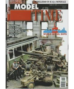 Model Time - mensile n. 256 Novembre 2017 - il Modellismo in scala mondiale