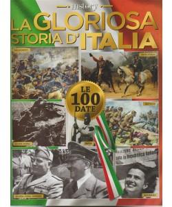 """BBC History speciale By Sprea editore - La Gloriosa Storia d'Italia""""le 100 date"""""""