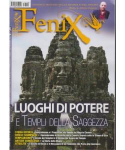 Fenix - mensile n.109 - Novembre 2017 - Luoghi di potere e Templi della saggezza